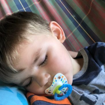 Tips for Managing Naps While Traveling with Kids