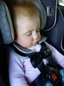 Napping on the go