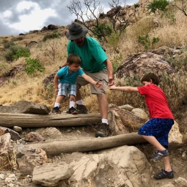 Mini-Hikes for Kids in Salt Lake City: 3 Scenic Overlooks