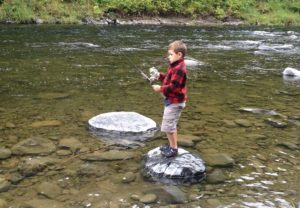 Olympic National Park Fishing