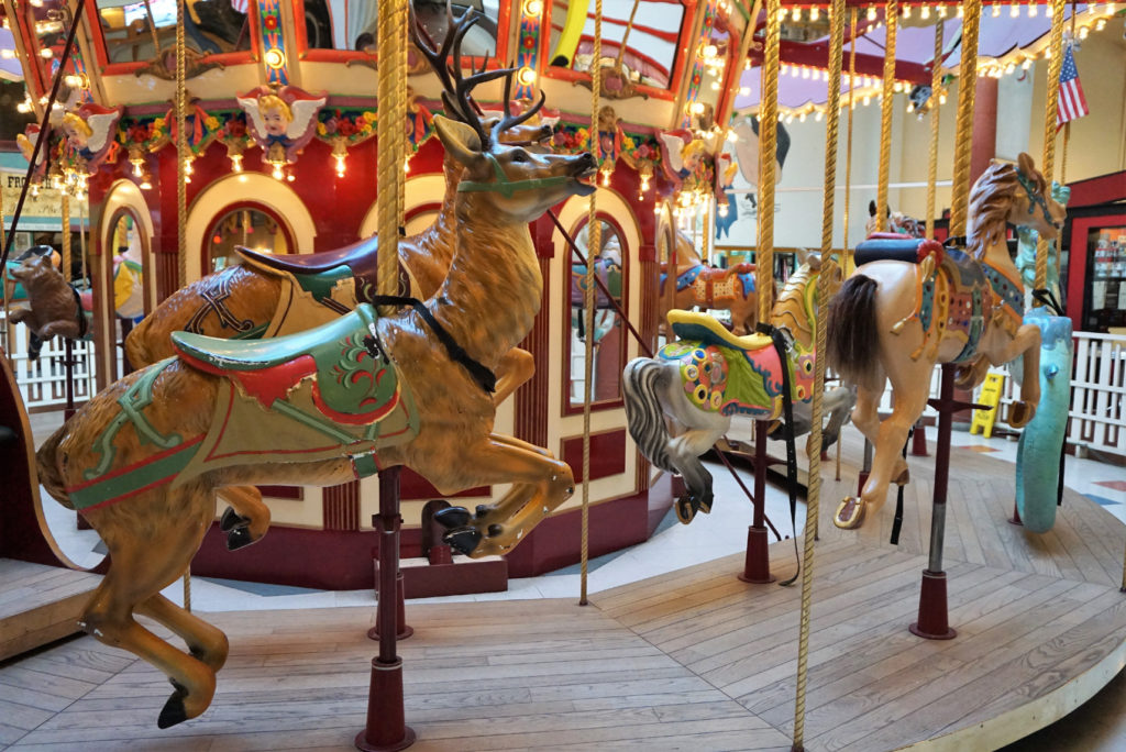 Seaside Carousel