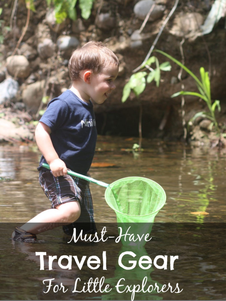 Must Have Travel Gear for Kids