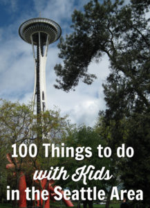 Things to do with kids in Seattle