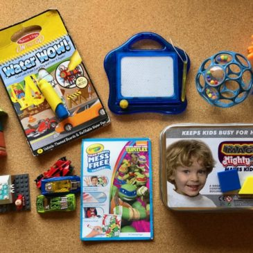 Top 12 Toys for Travel with Kids