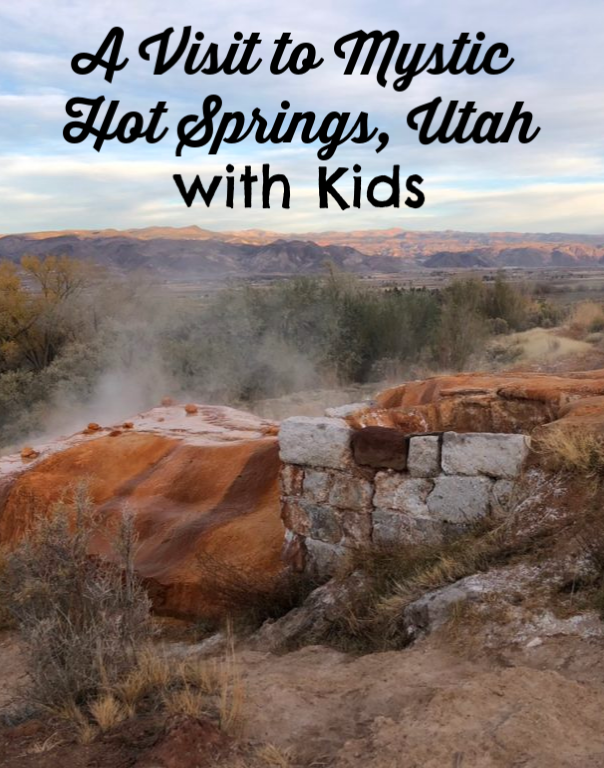 Mystic Hot Springs Utah