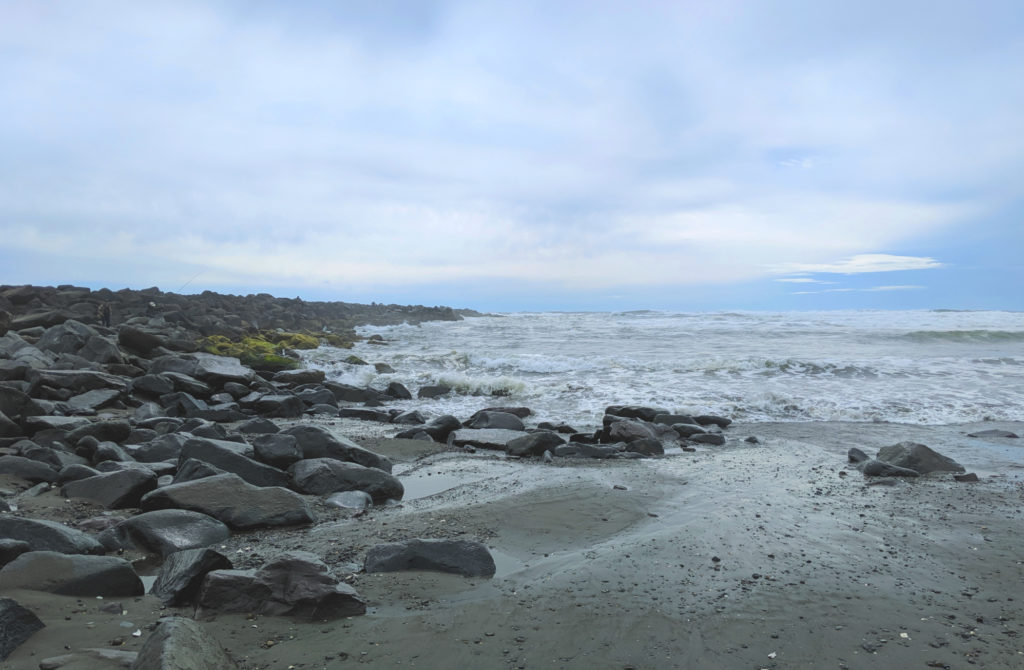 Ocean Shores Jetty