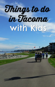 Things to do in Tacoma