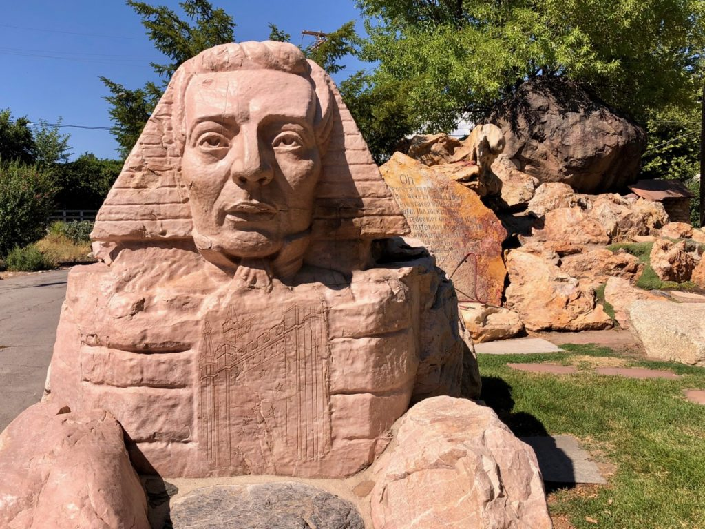 Gilgal Gardens Salt Lake City