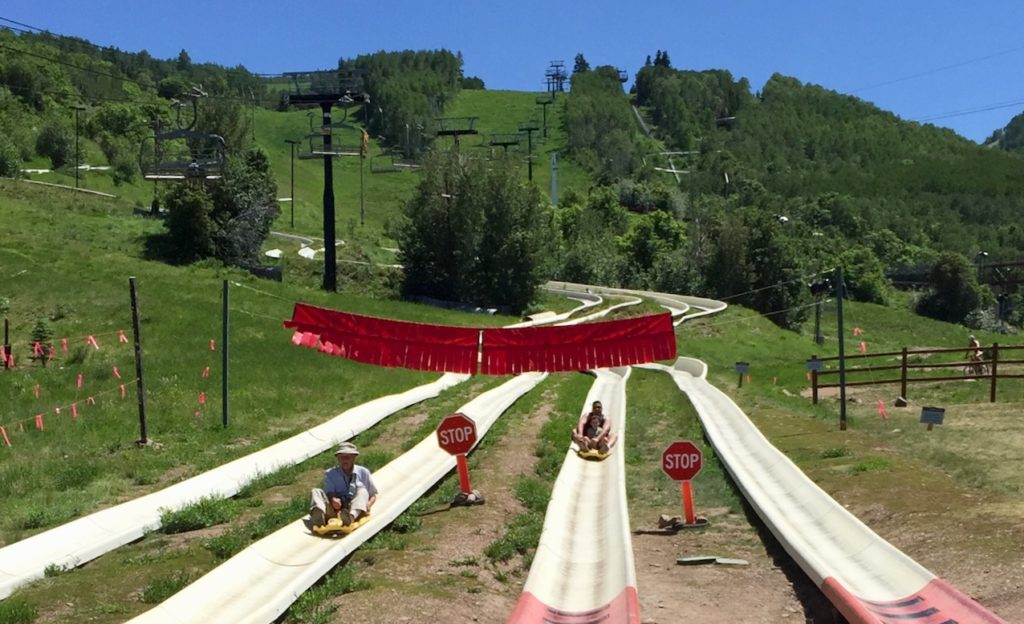 Park City Alpine Slide