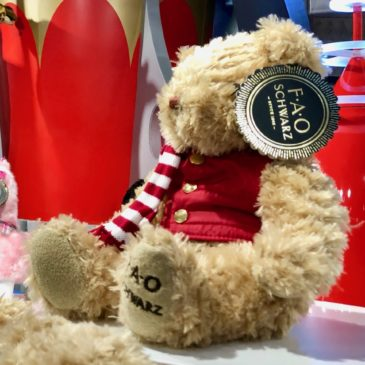 Visit the New FAO Schwarz in New York City