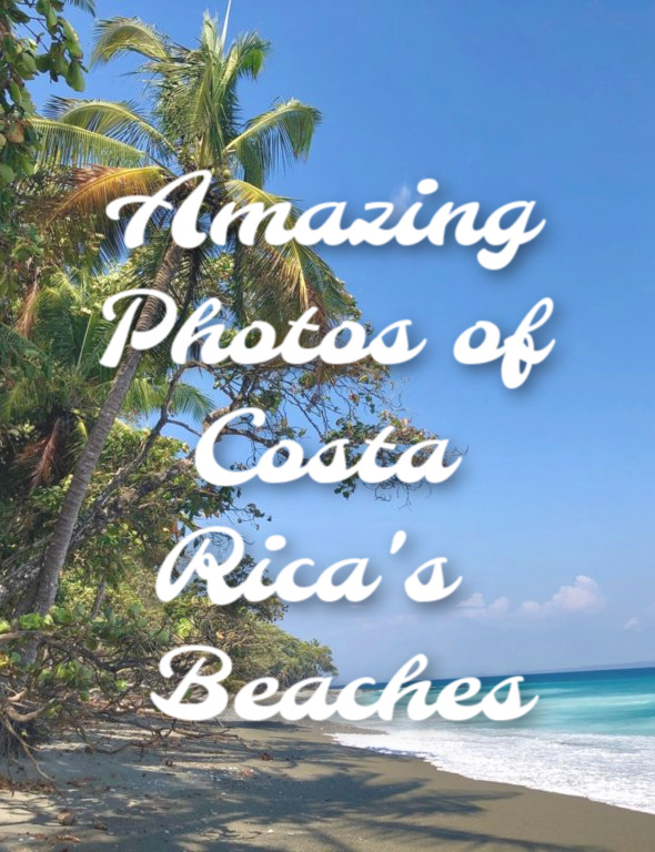 photos of costa rica beaches