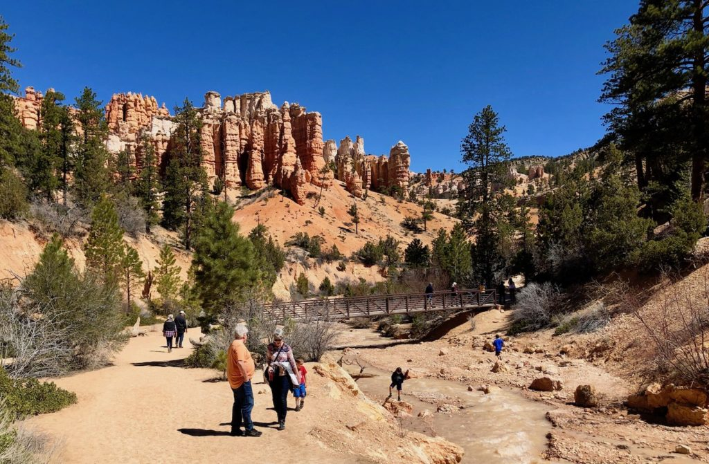 Bryce Canyon Family Hike