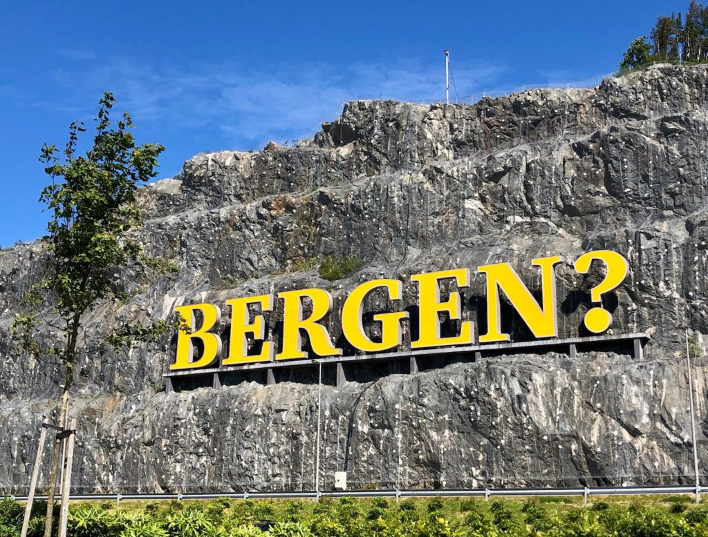 Travel to Bergen