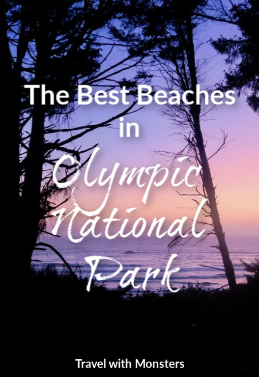Olympic National Park Beaches
