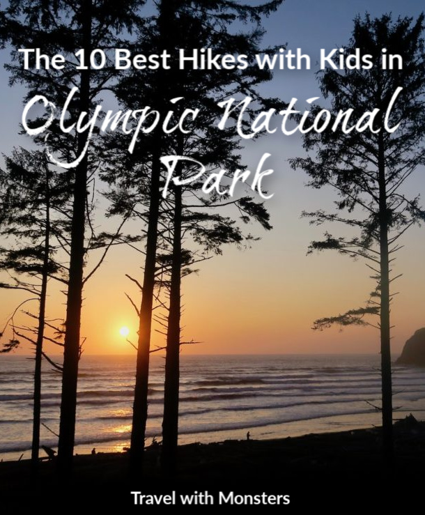 Olympic National Park Hikes for Kids