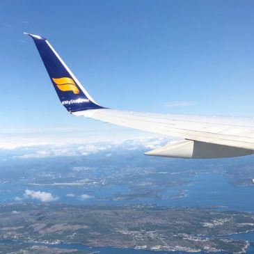 Icelandair Review: Economy to Europe with Kids