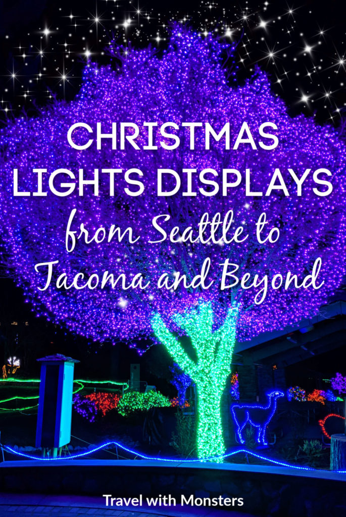 seattle christmas lights displays