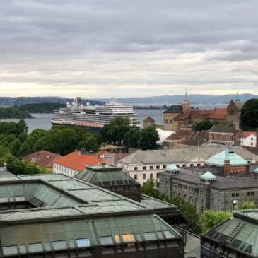 Thon Hotel Panorama Review: A Family-Friendly Oslo Hotel