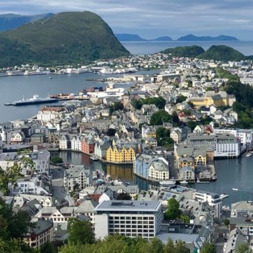 5 Fun Things to Do in Ålesund, Norway with Kids