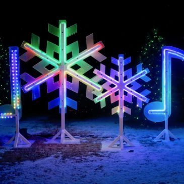 10 Sparkly Spots to See Christmas Lights in Salt Lake City